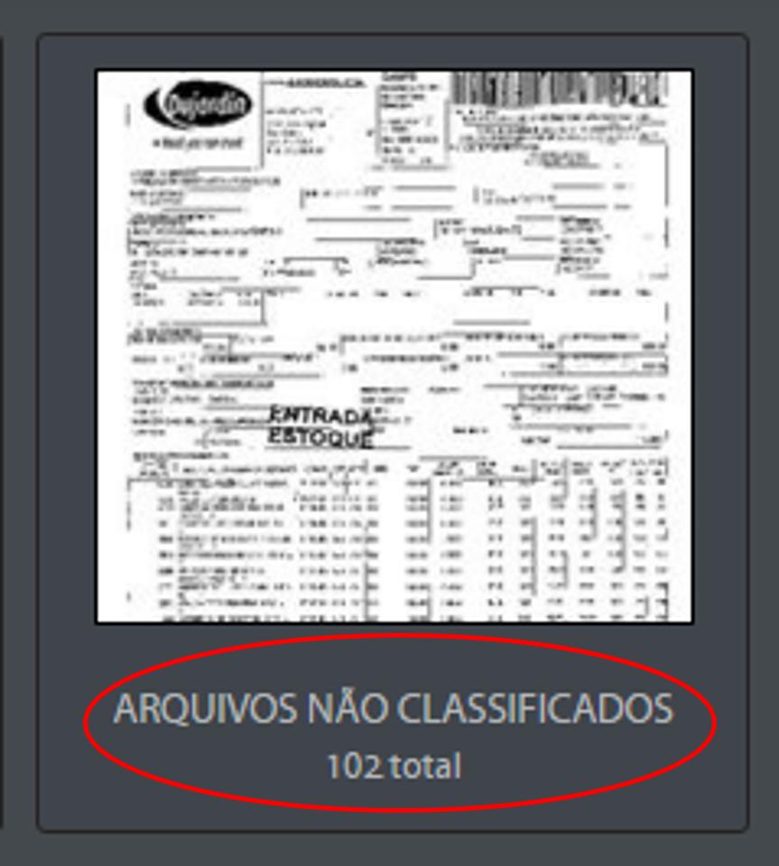 arquivos não classificados